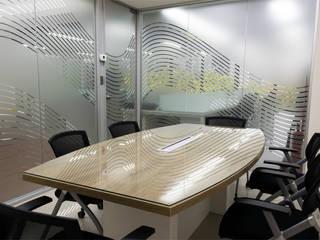 Modern study/office by Kaizen Arquitectos Modern