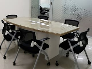 Bureau moderne par Kaizen Arquitectos Moderne