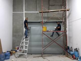 by Cortinas de Acero Lonas y toldos Lemus Industrial
