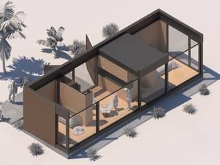 Ampliaciones y Remodelaciones: Dormitorios de estilo  por Comercial Ébano Spa, Moderno