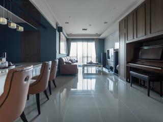 Living room by 有隅空間規劃所, Classic