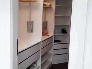 Kundenstimmen -  Schränke nach Maß, für jede Nische passend: modern  von passandu.de - Möbel wie ich sie will,Modern