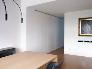 VIVIENDA CÍSCAR Comedores de estilo moderno de Ximo Roca Diseño Moderno