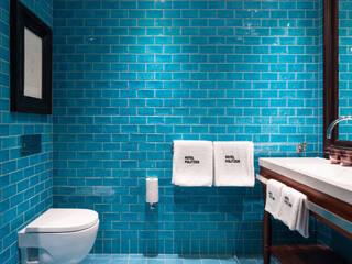 HOTEL PULITZER Barcelona: Hoteles de estilo  de ALTBATH COMPANY, SL, Moderno