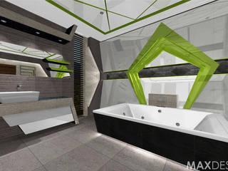 Phòng tắm theo MAXDESIGNER,