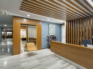 VERO CONCEPT MİMARLIK Modern office buildings