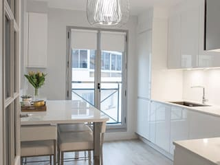 Cocinas de estilo moderno de Nuance d'intérieur Moderno