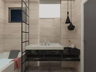 PRATIKIZ MIMARLIK/ ARCHITECTURE BathroomSinks