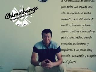 Nosotros Somos Chimichanga Sustentabilidad Creativa de Chimichanga Sustentabilidad Creativa