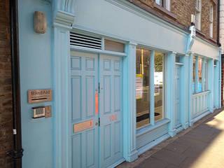 BLINDAID (Office Design In London):  Corridor & hallway by CCWS Interiors Ltd,