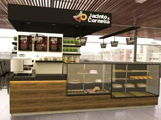 Cafetería UPC de Kambio design