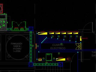 Espaces commerciaux industriels par Ing. Alejandro Navarro Industriel