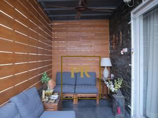 Turnkey Project Ashoka Ala Maison Kompally by Purplerain Design Studio Country