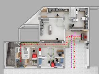 Ospedali in stile  di Space Interface