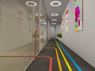 Minimalist hospitals by Space Interface Minimalist