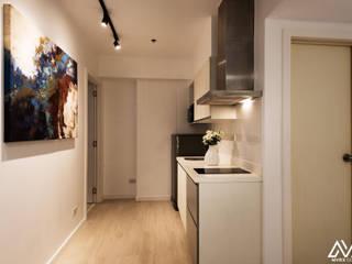 Scandinavian style kitchen by MVRX Designs Scandinavian