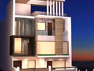 Villa Designs: modern  by Space Interface,Modern