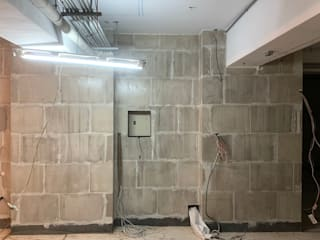 連江縣立醫院40坪長照中心 - 施工案例 根據 寶瓏室內裝修有限公司