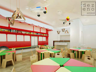 COMMERCIAL - CHILDCARE CENTRE, PUTRAJAYA by Dezeno Sdn Bhd Modern