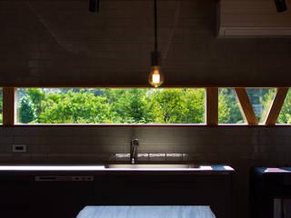 離れの家 モダンな 窓&ドア の あかがわ建築設計室 モダン