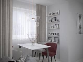 Modern dining room by ARTWAY центр профессиональных дизайнеров и строителей Modern