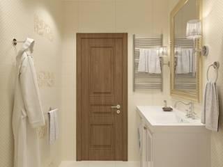 浴室 by ARTWAY центр профессиональных дизайнеров и строителей, 古典風