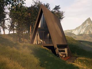 Minimalist house by Fevereiro Design Minimalist