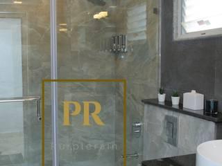 Sai Krishna Enclave Yapral Modern bathroom by Purplerain Design Studio Modern