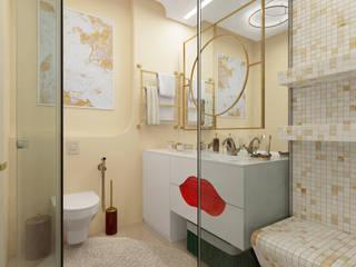 Minimalist style bathrooms by Дом Мечты Minimalist