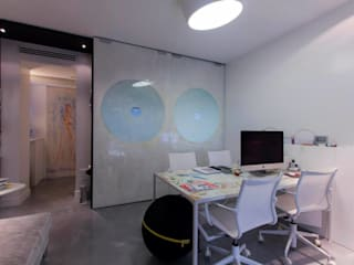 Bureau moderne par il Papiro Art Moderne