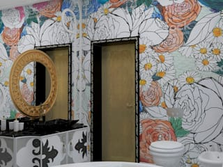 Eclectic style bathrooms by Дом Мечты Eclectic