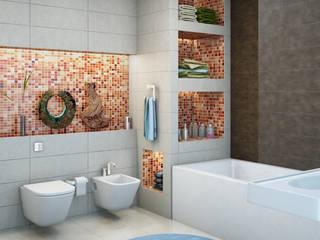 Remodelación de baño : Baños de estilo  por SEVARK