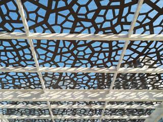 Terrasse von UKU celosias, Mediterran
