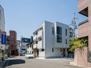 Nagaokakyo house ALTS DESIGN OFFICE 狭小住宅