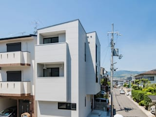 Nagaokakyo house ALTS DESIGN OFFICE ミニマルな 家