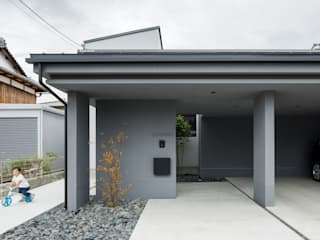 kamikasa house ALTS DESIGN OFFICE 木造住宅