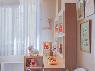 Quarto Montessori Erica Saraiva Design de Interiores Quartos de bebê