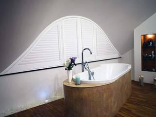 Shutters w łazience od Idea Shutters Klasyczny