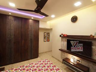 Shekhar Salunkhe - 3BHK @ Mumbai by Wow Homz Modern