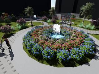 project: modern  by Tuğba Peyzaj Mimarlık , Modern