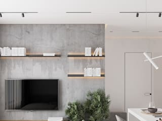 by U-Style design studio Minimalist
