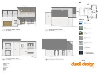 Warsash Contemporary Re-development dwell design