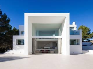 Villa en venta en Ibiza Can Dante de Estela Exclusive Homes Moderno