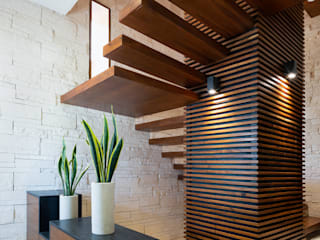 Escadas  por Daniel Cota Arquitectura | Despacho de arquitectos | Cancún,
