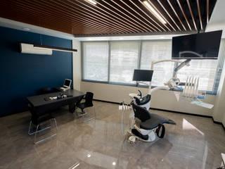 Teknik Sanat İç Mimarlık Renovasyon Ltd. Şti. Industrial style clinics