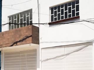 Departamentos CDMX Casas modernas de Arqmando taller de arquitectura Moderno