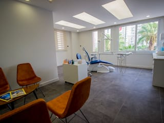 Moderne gezondheidscentra van Teknik Sanat İç Mimarlık Renovasyon Ltd. Şti. Modern