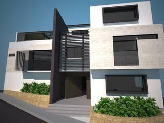 Дома в . Автор – pb Arquitecto, Модерн