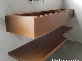 modern  door Patagonia wood, Modern