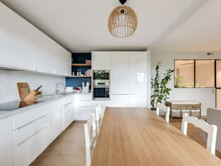Built-in kitchens by Créateurs d'Interieur